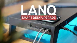 Lanq PCDock the ultimate smart desk upgrade